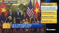 CNBC update: Peace Corps in Vietnam
