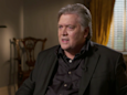 'Charlie, that's beneath you': Steve Bannon attacks Charlie Rose contentious '60 Minutes' exchange on immigration