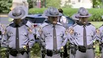 Pennsylvania State Police honors fallen members