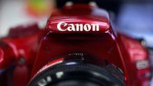 Canon raises annual profit outlook on Toshiba medical unit acquisition