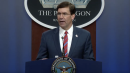 As coronavirus cases increase, Defense Secretary Mark Esper places new restriction on Pentagon