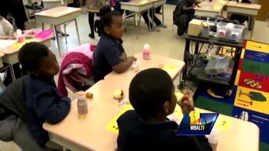 Governor speaks on No Kid Hungry Campaign