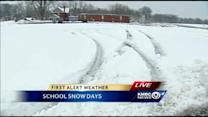 Schools make decisions about another day off