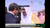 Egypt's Sisi meets new Saudi King to discuss Middle East