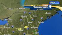 Update: Storms bringing rain, gusty winds to NH