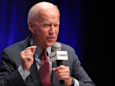Joe Biden got defensive during an LGBTQ forum in Iowa, calling the moderator 'a real sweetheart' as they walked offstage