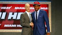 RADIO: Justise Winslow already preparing for rookie season with the Heat