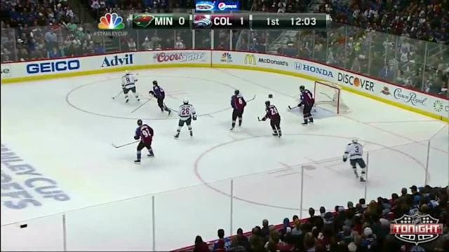 Minnesota Wild at Colorado Avalanche - 04/30/2014