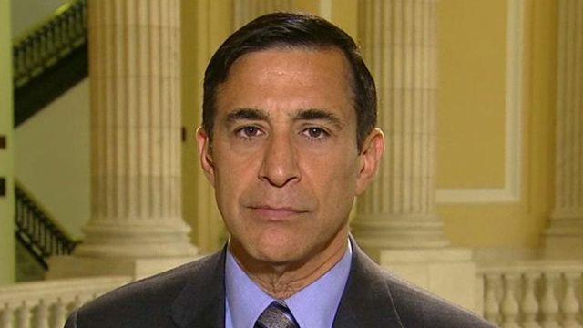 Issa demands documents on green energy loans