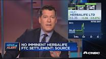No imminent Herbalife FTC settlement: Sources