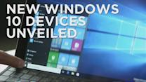 A wave of new Windows 10 devices