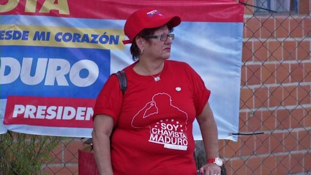 In areas loyal to Chavez, anger at