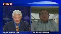 Lancaster County EMA Official Talks To News 8