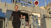 Angelina Jolie Urges European Nations to Act on Mediterranean Crisis