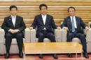 The Latest: SKorea says could end military pact with Japan