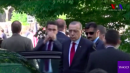 Video: Erdogan watches security guards beat protesters in Washington