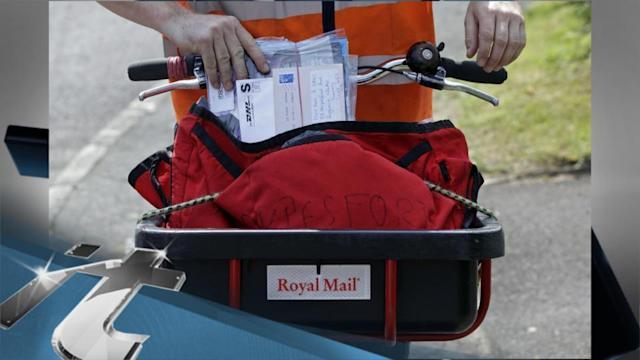 Politics Breaking News: Britain to Unveil Royal Mail Privatization Plans