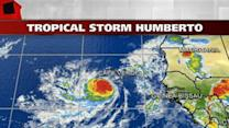 Tropical Storm Umberto Could Become Hurricane
