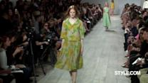 Style.com Fashion Shows - Michael Kors Spring 2015 Ready-to-Wear