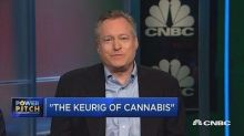 Start-up creates 'the Keurig of marijuana'