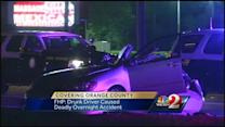 1 killed in accident in Orange County