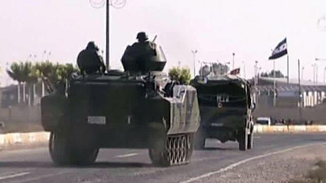 Turkey authorizes military operations in Syria