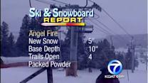 Ski and snowboard report 12-14-2012