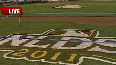 Fans, Grounds Crew Ready For Post Season