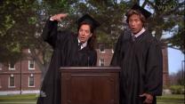 Dwayne Johnson and Jimmy Fallon's Terrible Graduation Speech