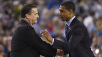 Is the NBA next for Ollie, Calipari?
