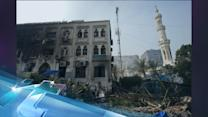 Death toll rises in Egypt; buildings torched