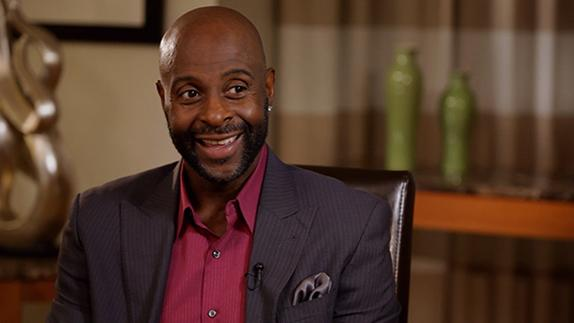 Jerry Rice: I used to catch wild horses on foot