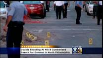 DEVELOPING: Police Investigate Double Shooting In North Philadelphia