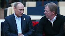 Putin praised by USOC officials