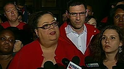 Talks Fail; Chicago Teachers Union To Strike