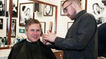 GQ Barbershop - NY1 Anchor Pat Kiernan on Covering Sandy and Riding the Subway