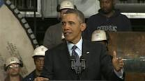 Obama: Sequester 'Meat Cleaver' Will Gut Education, Security