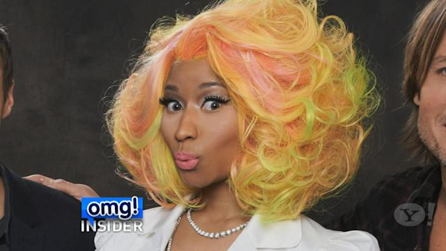 Is Nicki Minaj Too Wild for 'American Idol?'