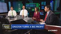 Amazon not out of woods yet: Pro