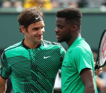 Roger Federer praises teenage prospect Frances Tiafoe: 'I think he's going to be really good'