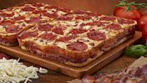 Little Caesars' Bacon-Wrapped Pizza: What to Know