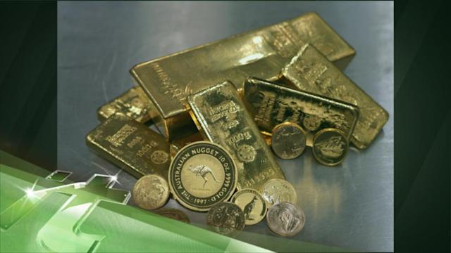 Latest Business News: Economic View: Budging (Just a Little) on Investing in Gold
