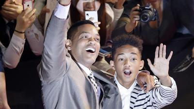 Will and Jaden's Asian Tour Continues