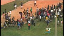 Threat Forces Evacuation Of Parkway Middle In Lauderhill