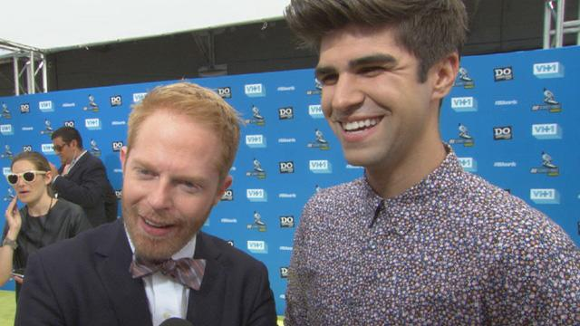 Jesse Tyler Ferguson Talks Adjusting To Married Life