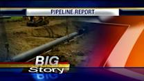 Report on Nebraska pipeline route goes to governor