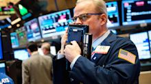 Stocks close mixed ahead of key health-care vote; tech leads