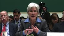 "Sebelius: ""Hold me responsible"" for HealthCare.gov ""debacle"""