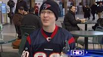 Texans fans harder to find in New England