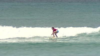 Women's Surfing Competition Facing Tough Times